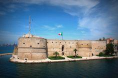 Il Castello Aragonese di Taranto – Max Perrini