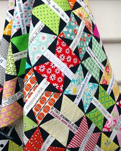 Red Pepper Quilts: Butterfly Block Tutorial