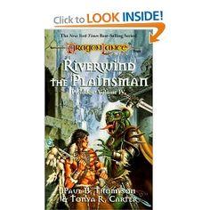 Riverwind the Plainsman (Dragonlance: Preludes, Volume 1)