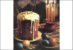 Kulich, a traditional Russian Easter cake (baked in a can!)
