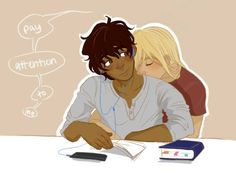 a hundred golden urns menoitides: thesongofsolangelo kindly directed me to breadloco's high school au headcanons and Achilles distracting Patroclus from doing important things is the realest and cutest shit I've ever heard. Magnus Chase, Alex Fierro, Greek Memes, Achilles And Patroclus, Captive Prince, Rick Y, Hades And Persephone, Percy Jackson Fandom, Solangelo