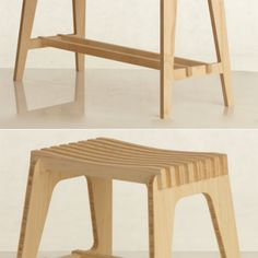 Adam Lynch is living the ID student's dream: He's started making money off of his designs while still in school. Lynch, who studies furniture design at Australia's Royal Melbourne Institute of Technology, created a line of flatpack furniture called Scissor that includes stools, tables, and a wine rack. Made from...
