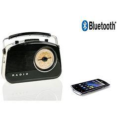 KOENIG Retro-Radio mit Bluetooth Funktion, auch al König http://www.amazon.de/dp/B00N4CAPXS/ref=cm_sw_r_pi_dp_BVqTwb1YZB0VW
