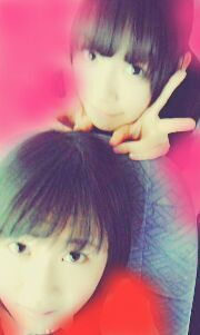 乃木坂46 (nogizaka46) nakamoto himeka and someone didn't recognize =)