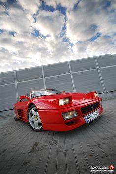 393 Best Ferrari 348 Images Ferrari 348 Ferrari Ferrari Car