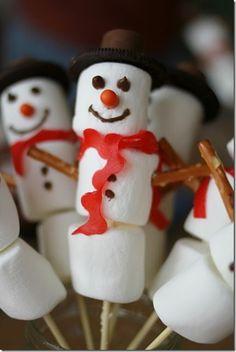 postres de Navidad para sorprender en la mesa A tus niños les encantara