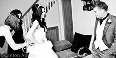 Mottram Hall #Wedding #Photography the #bride prepares for her #wedding in #wilmslow #cheshire