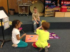 Elementary Music - Centers - Fly Swat Game