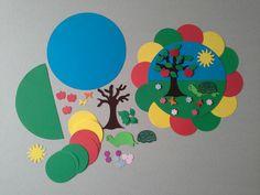 Погледајте иБојанка – јесен Погледајте иДрво – годишња доба Погледајте иЈесење дрво Погледајте иЈесен – креативно Atelierele Funny Place