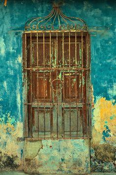 Security Door - Cuba
