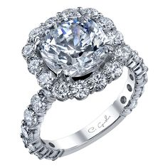 C. Gonshor | Designer Engagement Rings and Wedding Bands | Diamonds Direct | Charlotte, Birmingham, and Raleigh