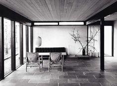 Bisgaards hus, Brabrand, Denmark, by Friis & Moltke (1963)