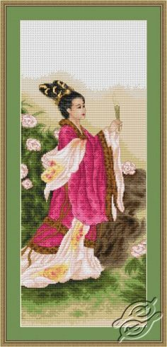 Happiness - Cross Stitch Kits by Luca-S - B228