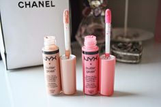 NYX Butter Glosses | Fortune Cookie