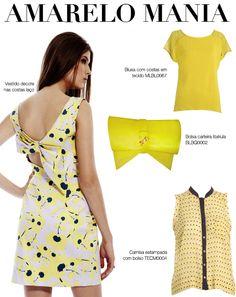 tendência, amarelo, yellow