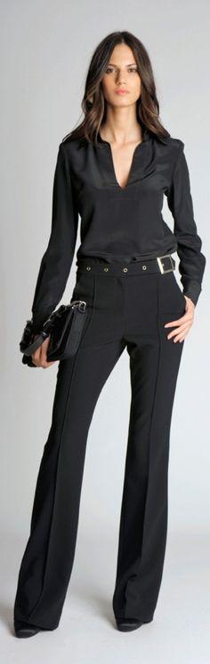 My black style LBV