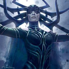7 Best Hela, sister of Thor images in 2017 | Thor, Marvel