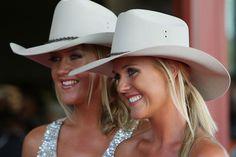 Girls in Cowboy Hats