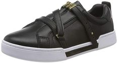 Tommy Hilfiger Damen Th Hardware Sneaker Tommy Hilfiger Store, Tommy Hilfiger Kids, Kids Sportswear, Leather Trainers, Men's Collection, Jeans Fit, Streetwear Fashion, Leather Sandals, Sneakers