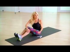Fitness. Tracy Anderson - precision toning Abs. Fitness exercises, fitness videos - YouTube