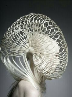 Andreas H: Hair Sculpture