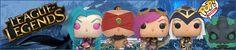 Funko Pop! League of Legends, Games, Jogos