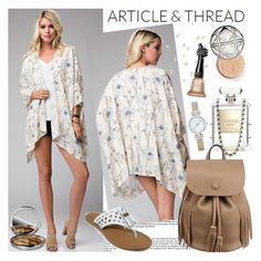 """""""ARTICLE & THREAD"""" by gaby-mil ❤ liked on Polyvore featuring Chanel, Christian Dior, Charter Club, By Terry, Anna Sui and articlethread"""