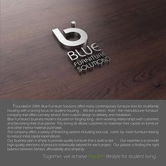 Check out our catalog for all Blue Furniture products!