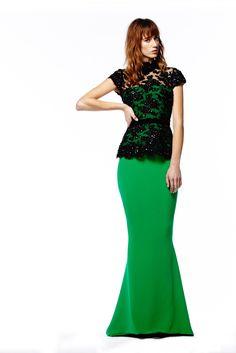 Reem Acra Pre-Fall 2014 Collection Photos - Vogue
