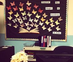 Middle and Secondary English/Reading/Language Arts bulletin board