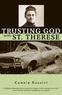 A reading deal for: Trusting God With St. Therese by Connie Rossini - Are your fears, weaknesses, doubts, and anger keeping you from intimacy with Christ? Do you struggle with despair? Let St. Therese teach you perfect trust. Sainte Therese, St Therese, New Books, Books To Read, Catholic Books, Catholic Saints, Roman Catholic, Santa Teresa, Catechism