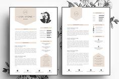 Creative CV + Business Card Template