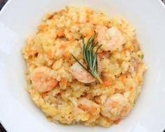 Risotto minceur carottes et crevettes pour garder son bronzage : http://www.fourchette-et-bikini.fr/recettes/recettes-minceur/risotto-minceur-carottes-et-crevettes-pour-garder-son-bronzage.html