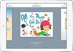 Book Creator - create and publish ebooks to the iBooks Store or Google Play Store