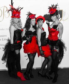 Burlesque Wedding @ Theater De Spiegel