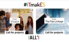 Call for project! The Fab Linkage, conectando Italia y España. | Medaarch