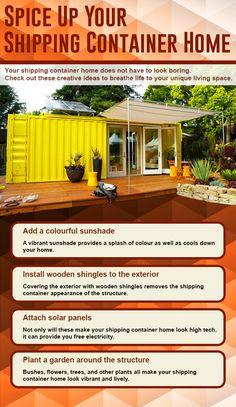 Building Shipping Container Homes In Australia Infographic