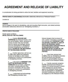 Dmv Release Of Liability >> Product Liability Template - Invitation Templates - liability release form template | General ...