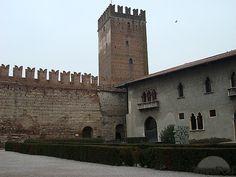 Carlo Scarpa. Castelvecchio. Verona, Italy