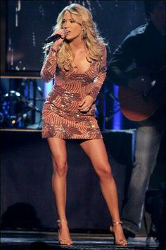 The hottest legs in music!