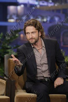 He looked sooo beautiful on Leno on 1/12/12.