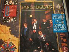 Duran Duran Seven & the Ragged Tiger   German Import 1983 (high quality vinyl)