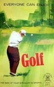 Resultado de imagen de golf vintage posters