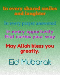 Eid Mubarak Pic, Eid Greetings, English Quotes, Ramadan, Laughter, Prayers, Company Logo, Text Posts, Prayer