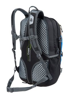 "Perfect for days out on the hill and packed full of features. Equipped with our ""Cross Vent"" back panel, our Edge range of packs are designed purely for comfort and practicality."