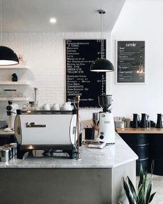 Dianne Elizabeth   White Noise Coffee Co.