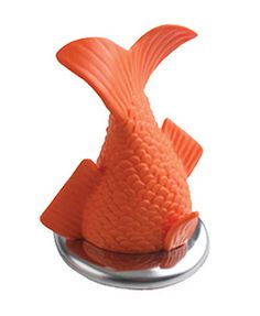 Stuck! goldfish bath plug