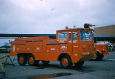 O-11B Crash Truck