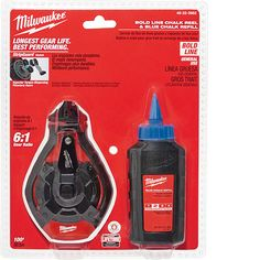 100' Bold Line Kit w/ Blue Chalk | Milwaukee Tool