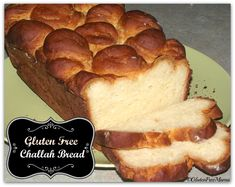 Gluten Free Challah Bread This fall, I was walking through Seattle's Famous Pike Place Market. As I was passing many bakeries and smelling the sweet aroma of baked goods that I could not eat…(Gluten Free Bake Goods) Gluten Free Cooking, Vegan Gluten Free, Gluten Free Recipes, Gf Recipes, Dairy Free, Grain Free, Jewish Recipes, Vegetarian Recipes, Foods With Gluten